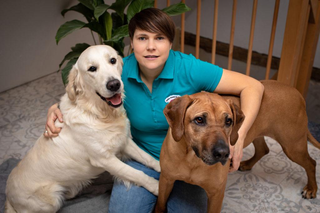Hundeglück Vorstellung von Katja