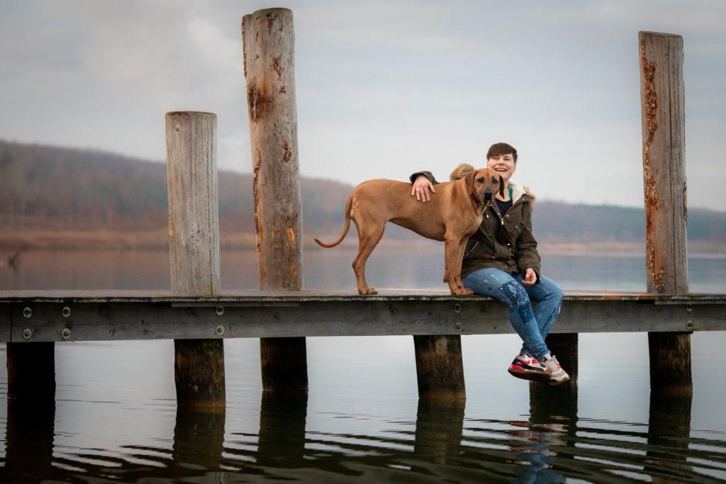 Startbild Online Akademie für Tiertherapeuten, Kurs Hundeglück