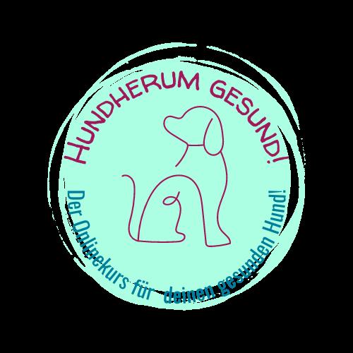 Logo Hundherum gesund